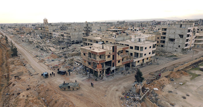Damas et ses banlieues