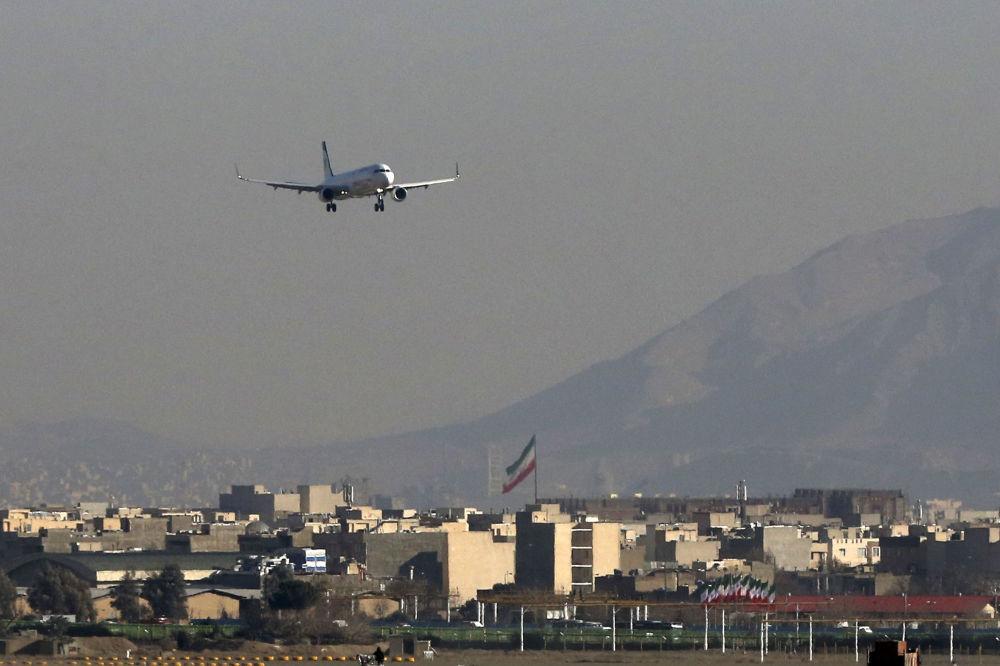 Le premier Airbus A321 atterrit en Iran