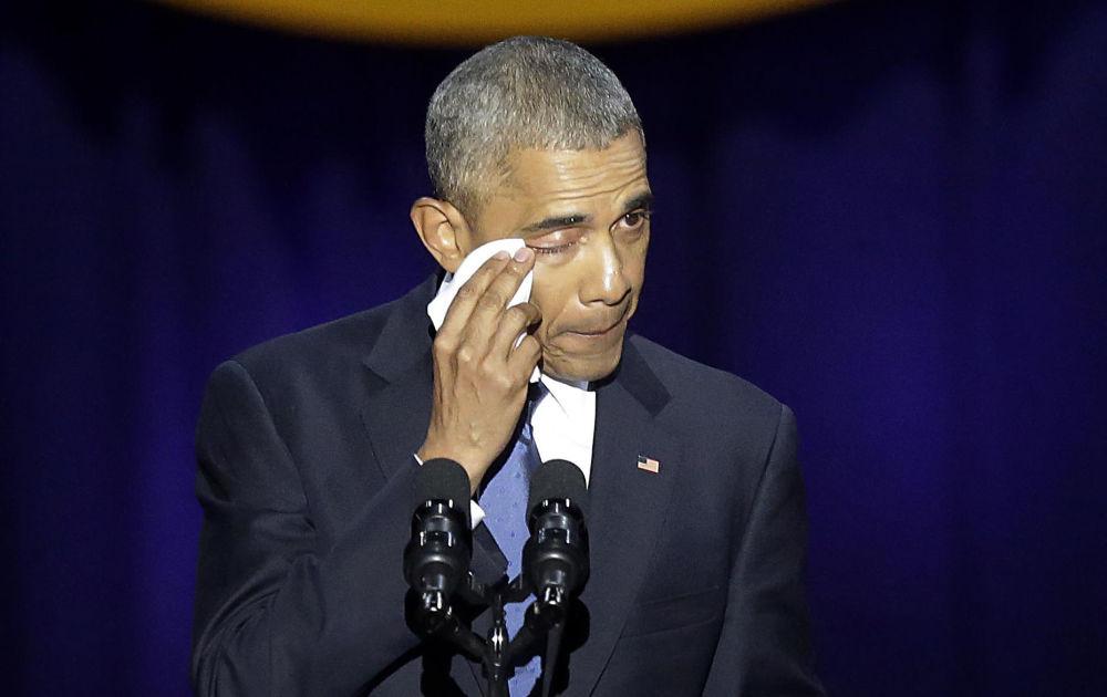 Le président américain Barack Obama a prononcé son dernier discours en tant que chef du gouvernement