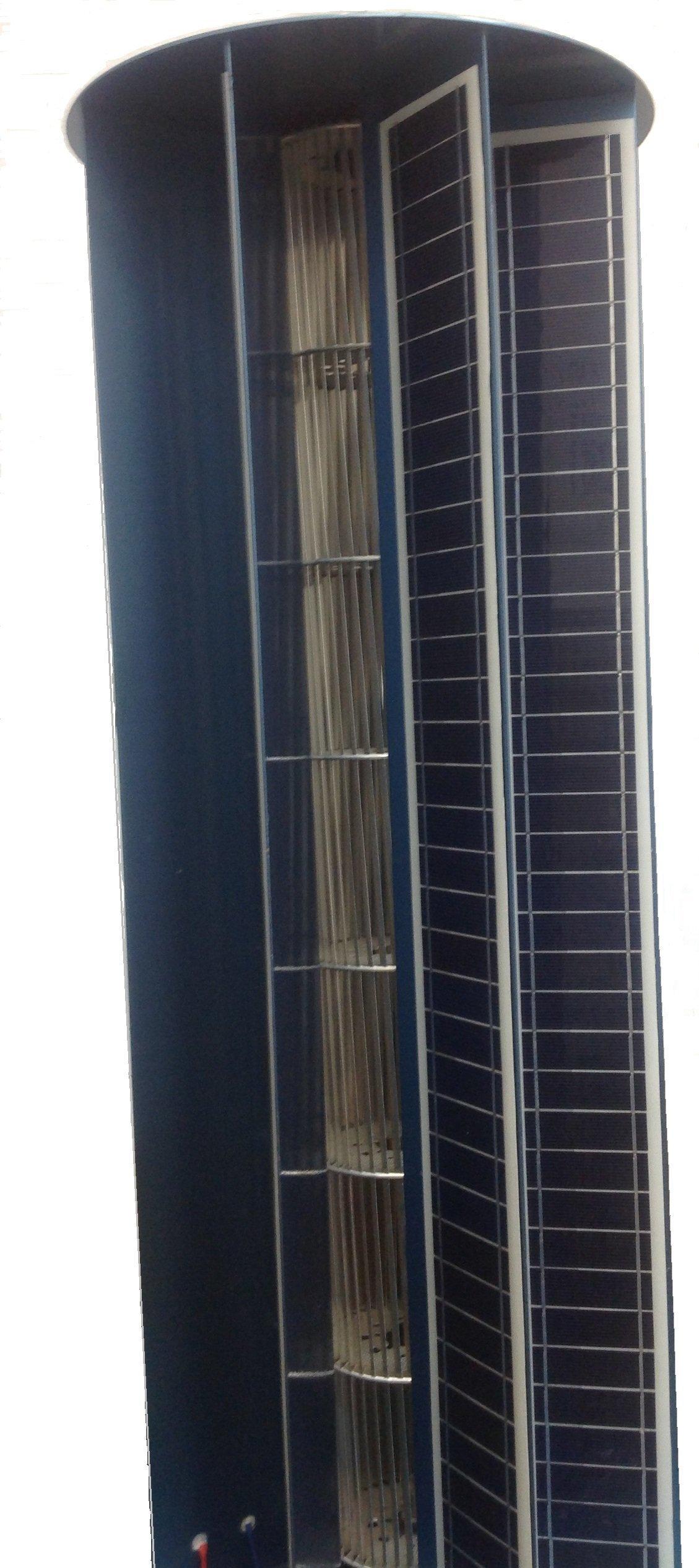Une génératrice solaire et éolienne conçue en Russie