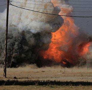De violents affrontements dans l'est de la ville de Mossoul
