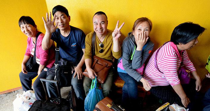 Les touristes chinois boudent la France pour se rendre en Russie