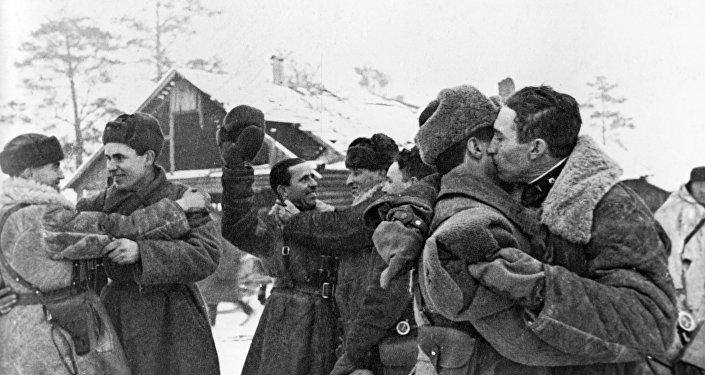 Comment on a brisé le siège de Leningrad