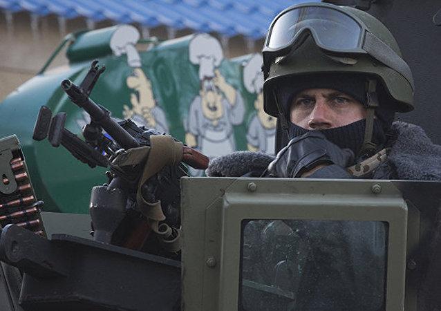 L'armée ukrainienne accroît son groupe sur l'axe Donetsk