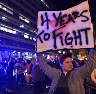 manifestation anti-Trump