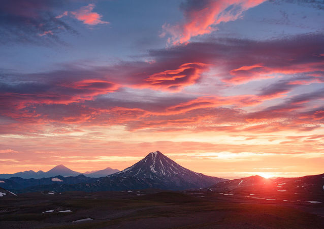 La nature surprenante du Kamchatka