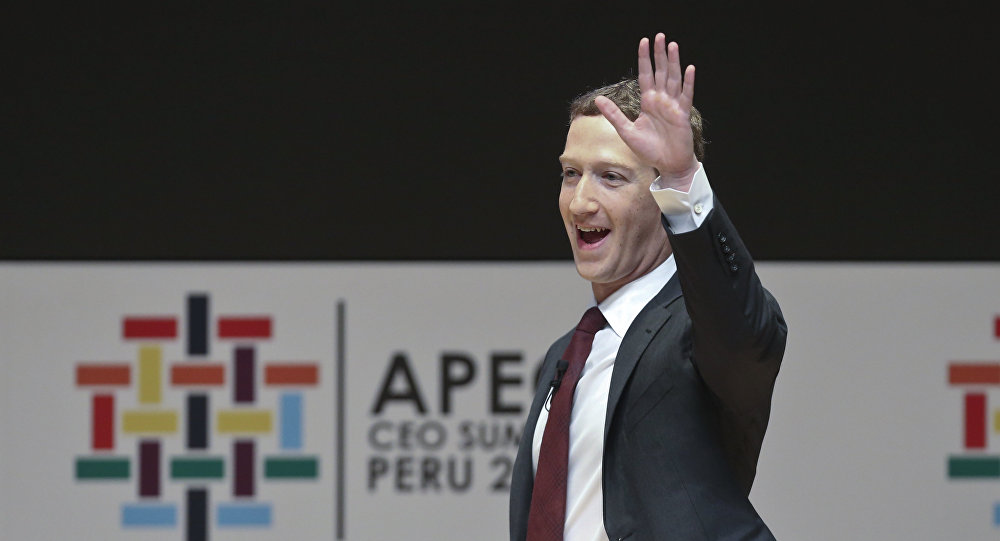 Mark Zuckerberg déclare la guerre aux Hawaïens!