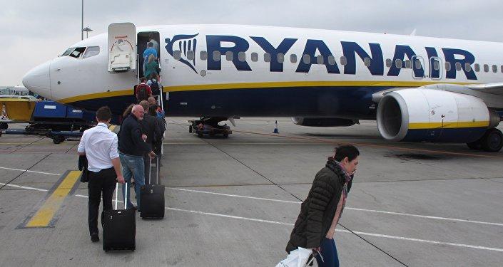 la compagnie à bas prix Ryanair