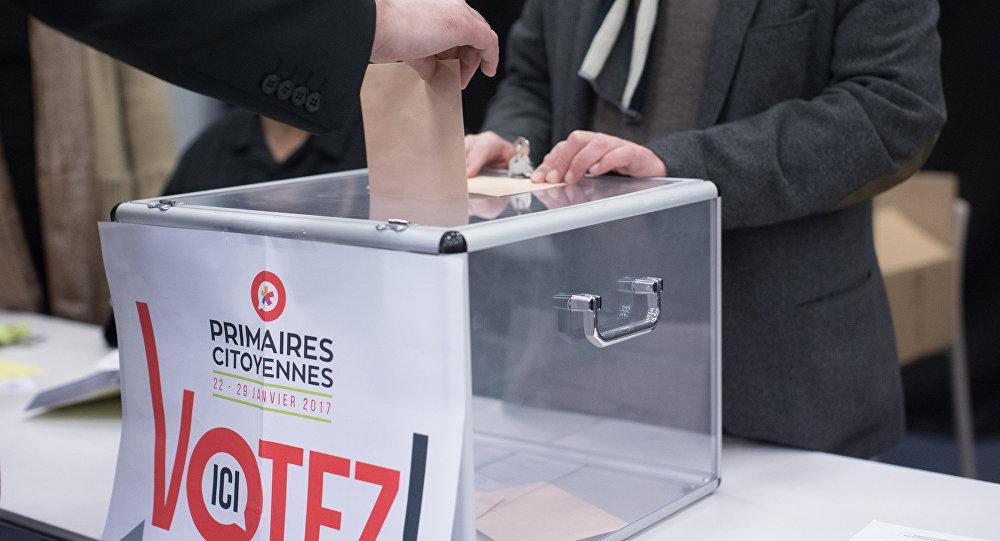 Primaire de la gauche en France