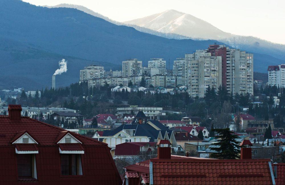 La Crimée en hiver