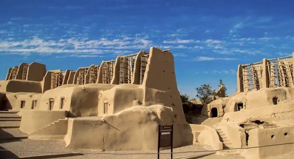 Des moulins à vent millénaires du nord-est de l'Iran