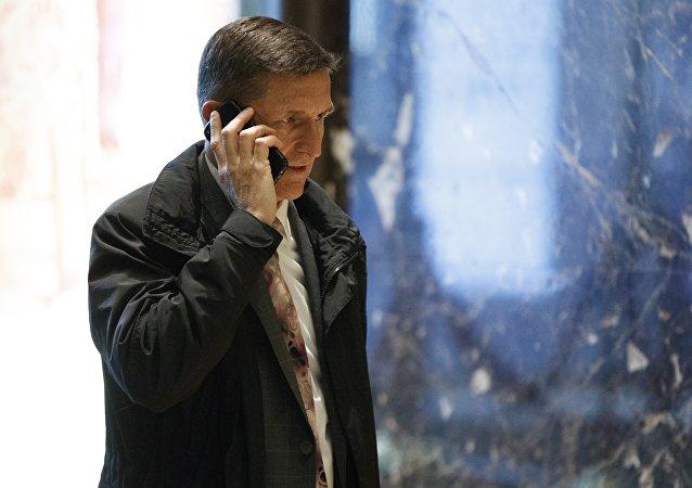 Michael Flynn, conseiller à la sécurité nationale de Donald Trump