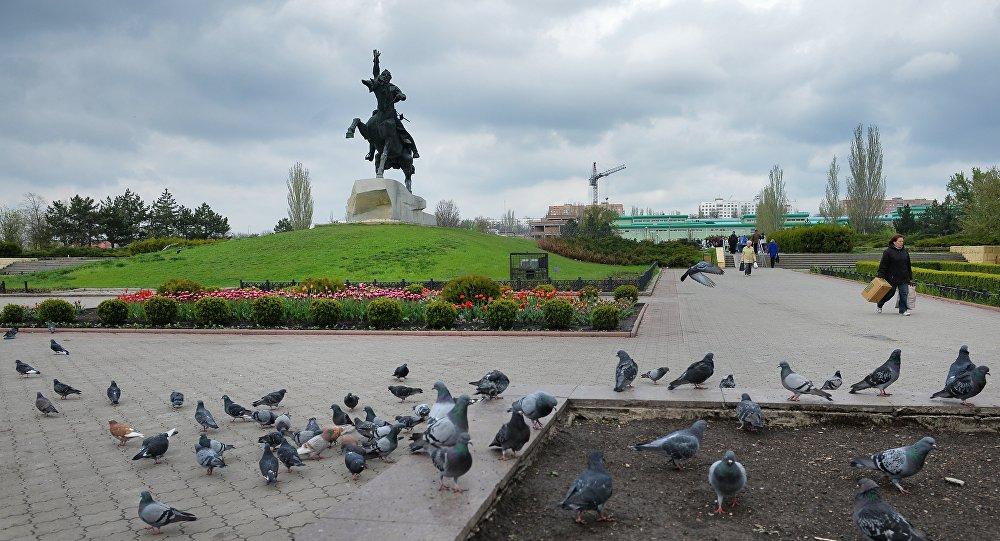 Tiraspol, la capitale de Transnistrie