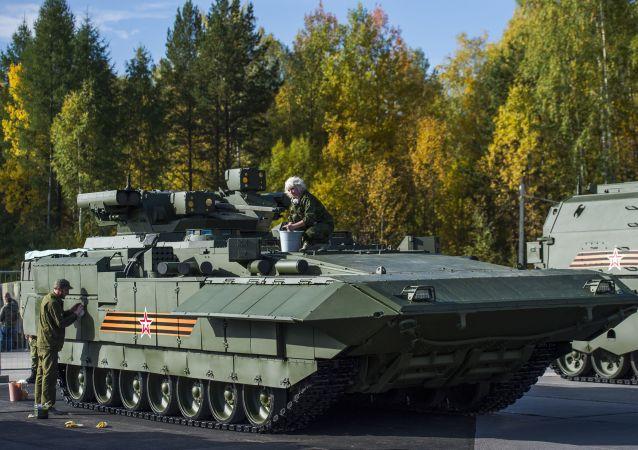 Armata T-15