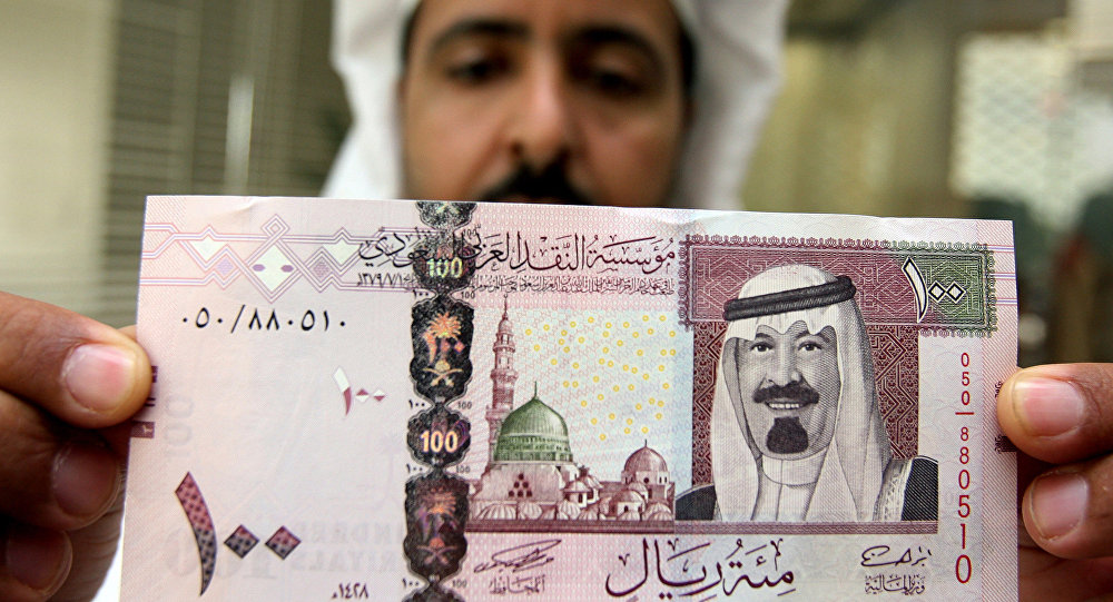 un banquier saoudien