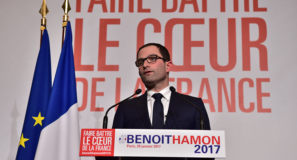 Benoît Hamon remporte la primaire de la gauche