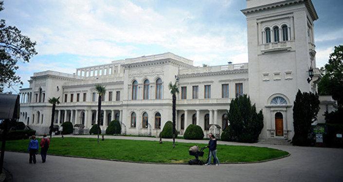 Crimée/Conférence de Yalta: une reconstitution historique prévue le 3 février
