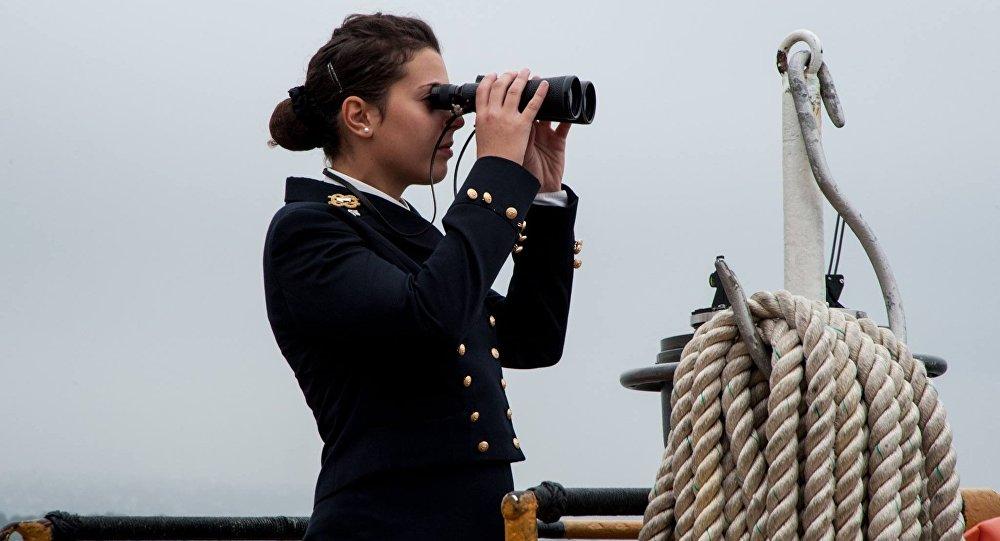 Ces femmes qui servent dans la marine de guerre
