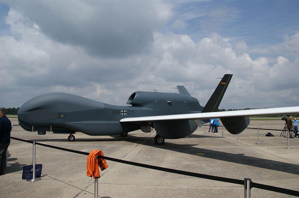 Drones EuroHawk
