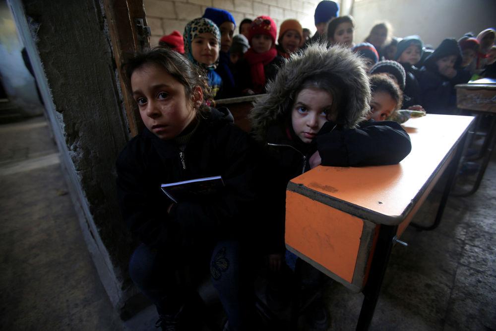 La vie reprend son cours à Alep