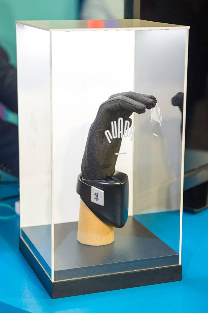 Le gant novateur de la société portugaise Nuada
