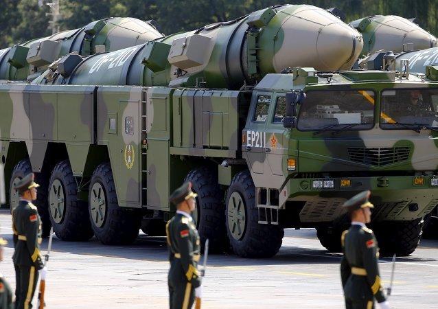 Missile balistique Dong Feng DF-21D