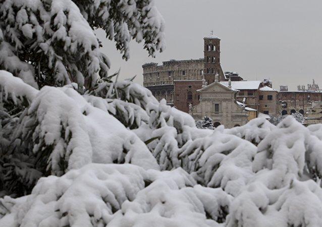 L'Europe devra se faire aux «super-hivers», préviennent les scientifiques