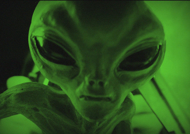 L'extraterrestre