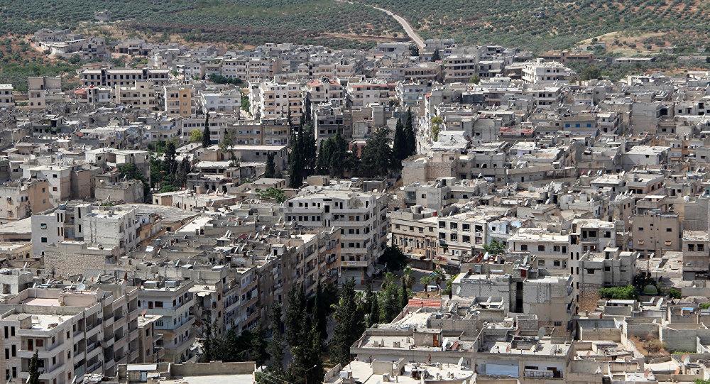 La province syrienne d'Idlib