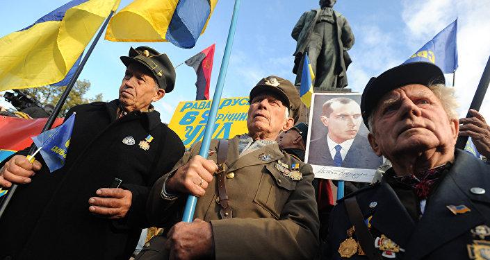 «L'Ukraine n'intégrera pas l'Europe avec Bandera», selon Kaczynski