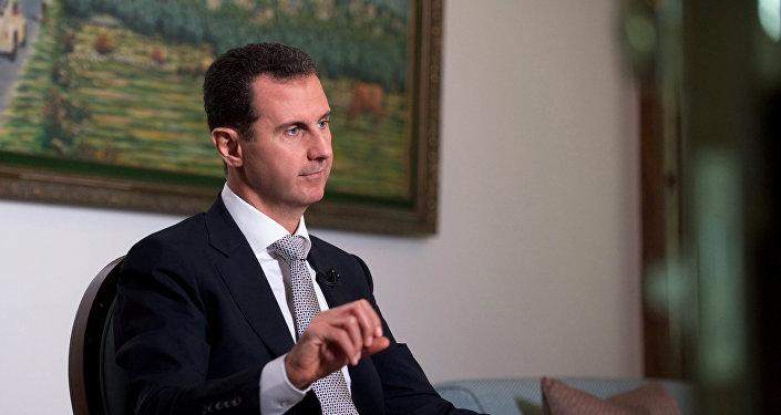 Assad: la coalition dirigée par les USA n'a jamais réellement lutté contre le terrorisme