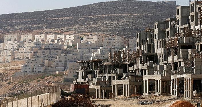 Colonie juive en Cisjordanie