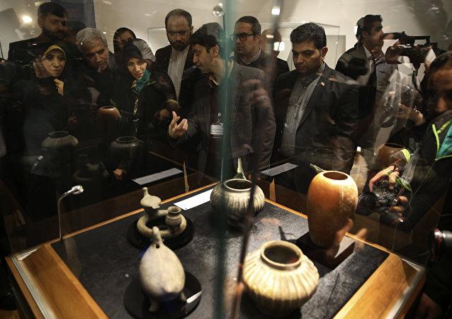 Téhéran accueille une exposition exceptionnelle
