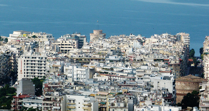 Ville de Thessalonique
