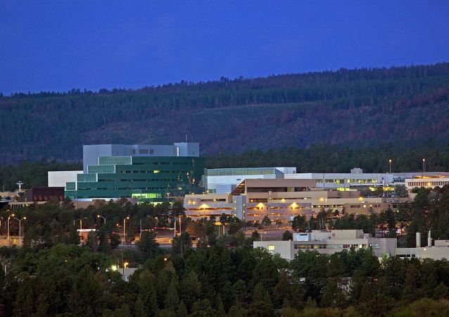 Le laboratoire de Los Alamos