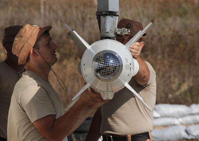 Le ministère russe de la Défense se dotera d'un «sabre laser»