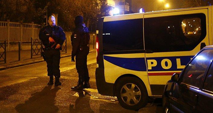 Police à Argenteuil