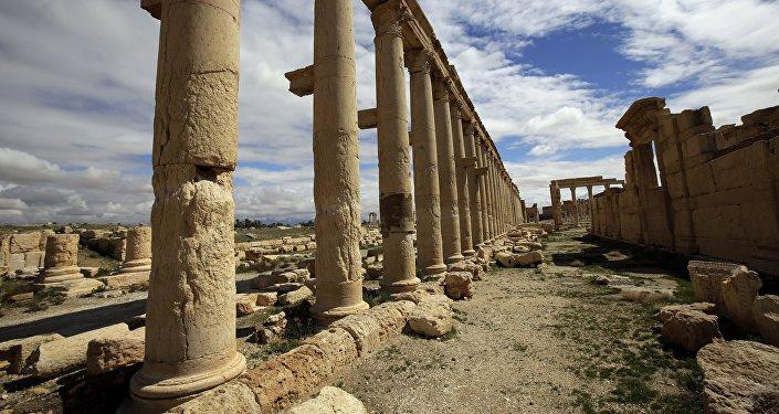 L'armée syrienne reprend un champ gazier près de Palmyre