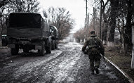 Situation dans le Donbass (archive)