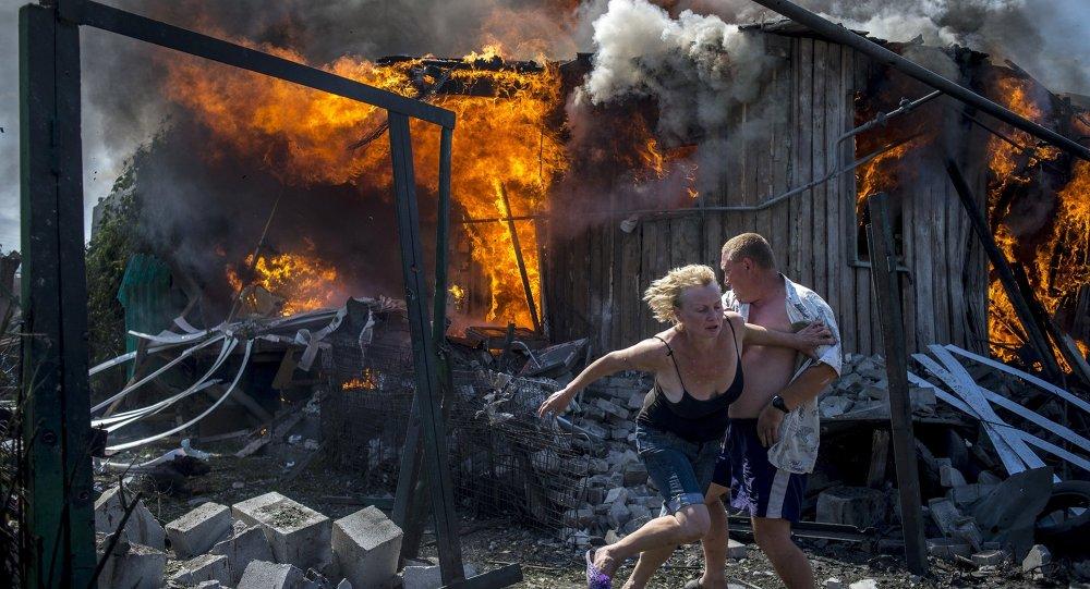Sputnik gagne le prix de World Press Photo avec «Les jours noirs de l'Ukraine»