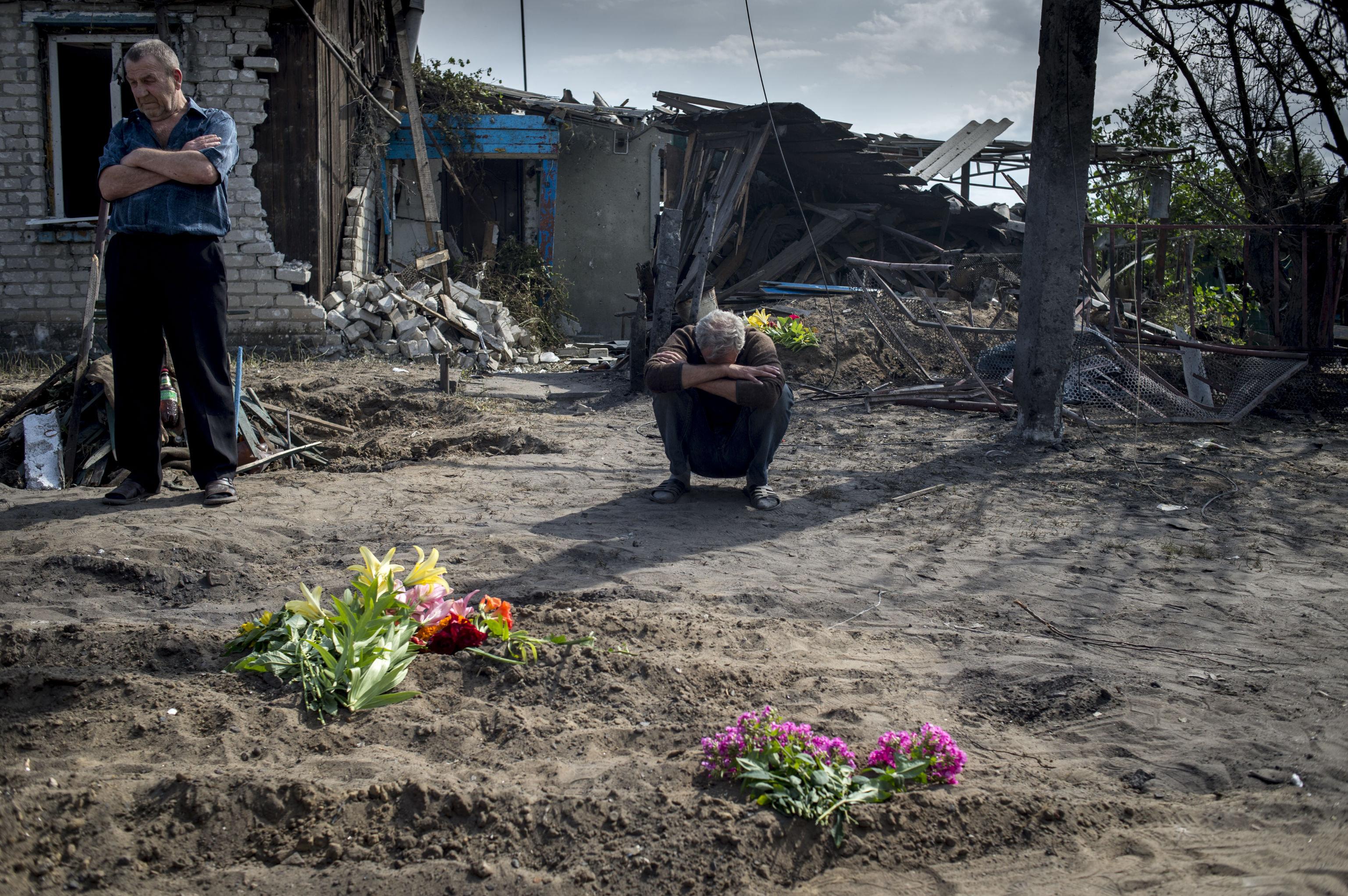 Les jours noirs de l'Ukraine, Valery Melnikov
