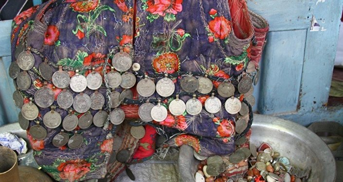 En Afghanistan, l'orfèvrerie hazâra renaît de ses cendres