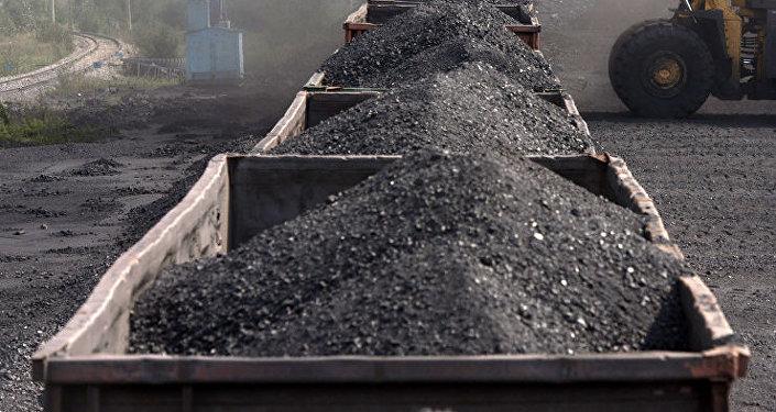 Les livraisons de charbon russe à l'Ukraine ont repris