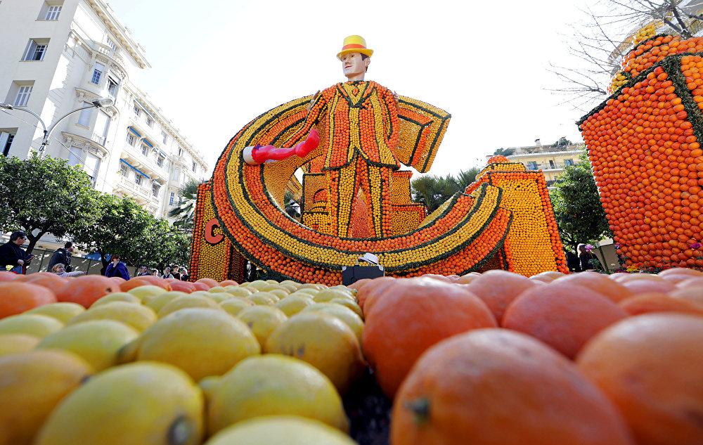 La fièvre du citron s'empare de Menton