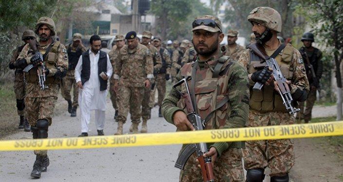 Au moins 50 morts dans une explosion au Pakistan