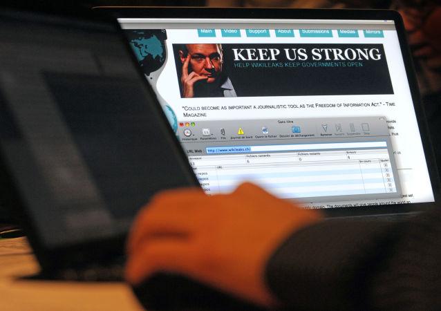 Le site WikiLeaks