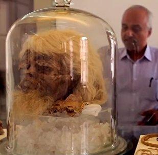 Un des hommes de sel serait décédé de mort violente, selon des historiens iraniens