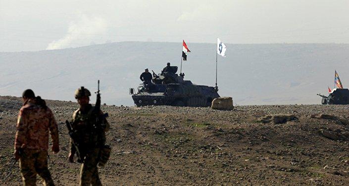 L'armée irakienne libère trois localités stratégiques à Mossoul-Ouest