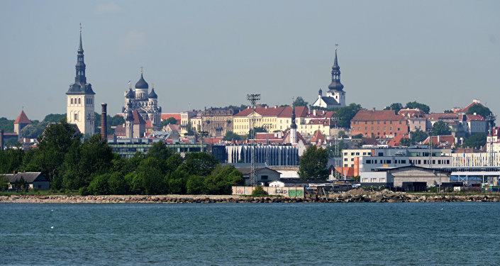 Tallin, la capitale de l'Estonie