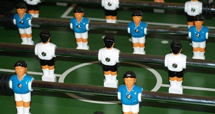 Footballeurs en grève (image d'illustration)